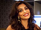 Vídeos! Juliana Paes completa 36 anos de idade em plena forma