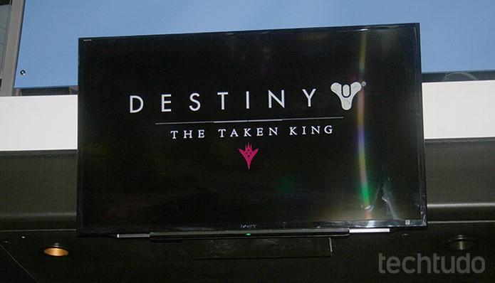 Destiny (Foto: Felipe Vinha / TechTudo)