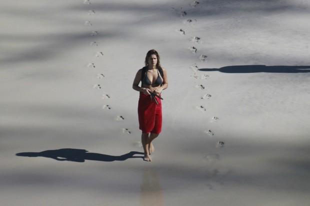 Priscila Fantin (Foto: Dilson Silva / AgNews)