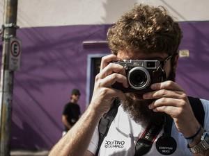 Participantes poderão fotografar com câmera analógica (Foto: Warley Leite/ Everyday Mogi)