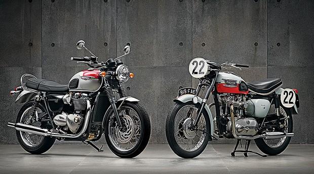 Triumph Bonneville Street Twin (Foto: Triumph)