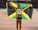 """""""Bolt de saias"""", Shelly-Ann será a porta-bandeira da Jamaica na abertura"""