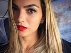 Kelly Key posta selfie e seguidora não perdoa: 'Sobrancelha carregada'
