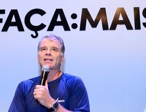 Bernardinho, em evento em São Paulo (Foto: Carlos Della Rocca/ Divulgação)