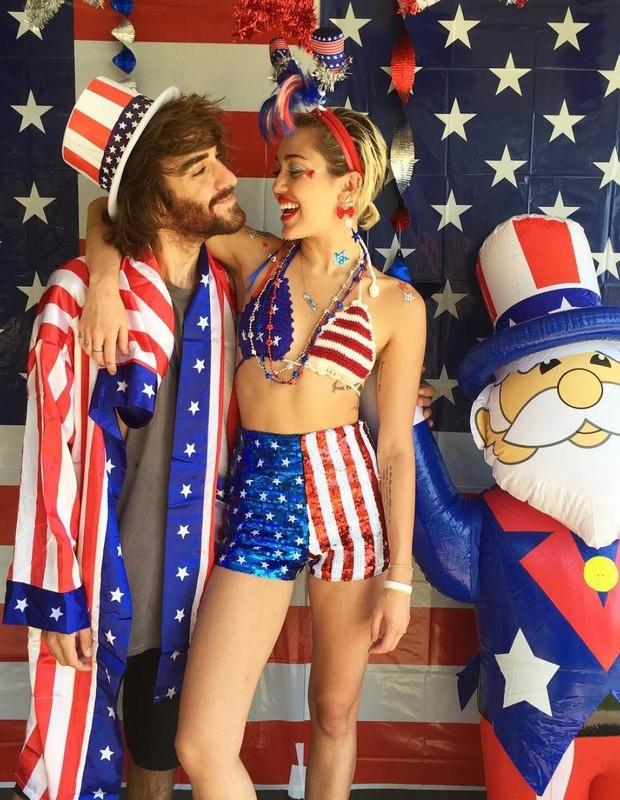 MIley Cyrus (Foto: Reprodução)