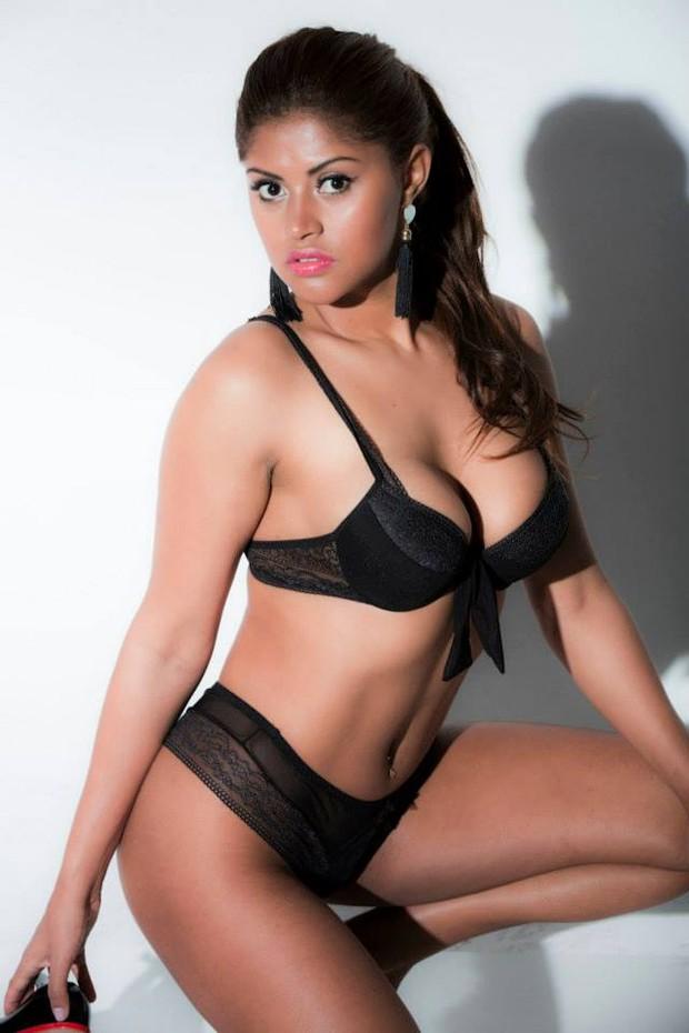 Rose Oliveira, candidata do Maranhão ao Gata do Brasil (Foto: Angelo Pastorello)