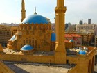 Luxo e fé: Mesquita Azul, a maior do Líbano, abriga 5 mil pessoas
