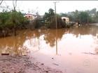 Chuva castiga região Sul e obriga 46 mil pessoas a deixarem suas casas