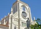 Igreja é inspirada em catedral famosa (Carlos Palmeira/ G1)