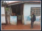 Casas são invadidas por lama após chuva em Delfim Moreira, MG
