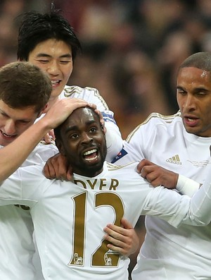 dyer Bradford City x Swansea City (Foto: Getty Images)