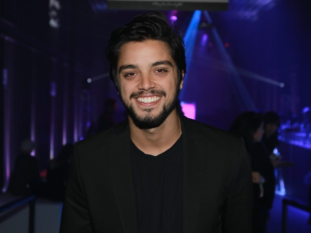 Rodrigo Simas (Foto: Raphael Castello/AgNews)