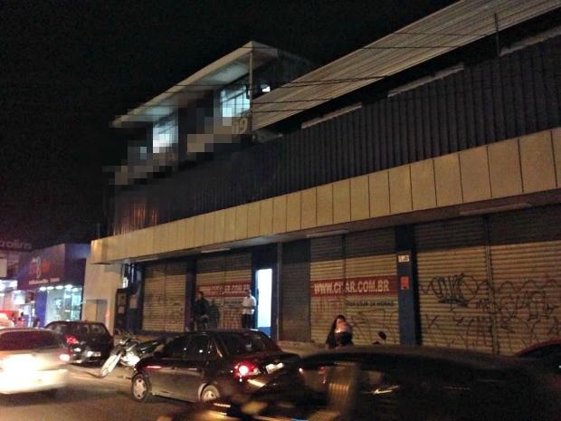 Cursinho fica localizado na Cidade Nova, em Manaus  (Foto: Indiara Bessa/ G1 AM)