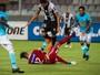 Em partida aberta, Santos arranca empate contra Sporting Cristal no Peru