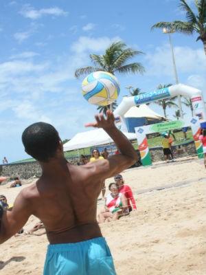 Projeto oferece espaços para atividades recreativas, banheiros especiais, tendas e pistas de acesso (Foto: Divulgação / Secis )