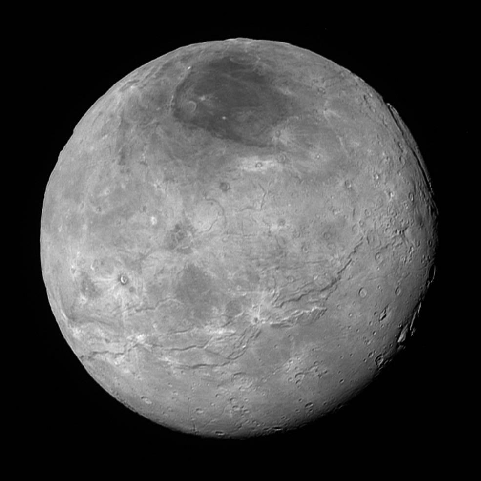 plutão (Foto: NASA)