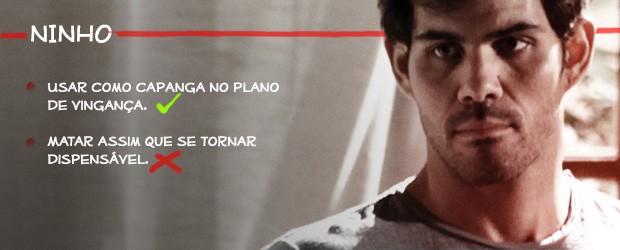 Ninho (Foto: Amor à Vida/TV Globo)