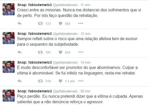 Padre Fabio de Melo fala sobre vídeo polêmico (Foto: Reprodução / Twitter)