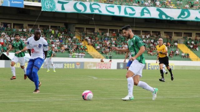eccec80e17 Guarani x Rio Claro - Campeonato Paulista Série A2 2018-2018 ...