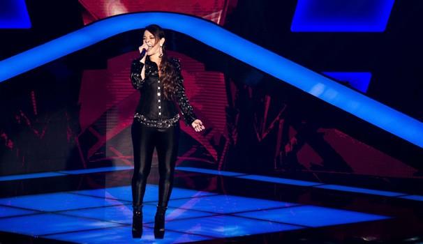 Maria Alice The Voice (Foto: Globo / Ellen Soares)