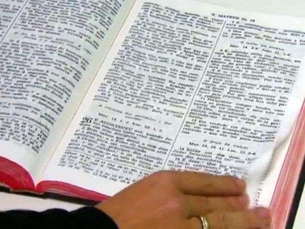 Lei obriga leitura bíblica diária nas escolas públicas de Nova Odessa (Foto: Sávio Monteiro/EPTV)