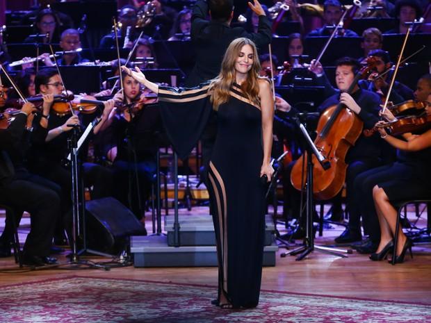 Ivete Sangalo em show em Salvador, na Bahia (Foto: Manuela Scarpa/ Brazil News)
