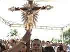 Devotos lotam Igreja do Senhor do Bonfim na última sexta-feira do ano
