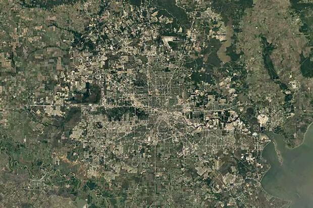 Veja o quanto sua cidade cresceu (Foto: Divulgação)