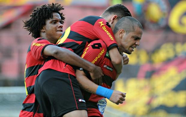 Sport x Figueirense (Foto: Aldo Carneiro/Pernambuco Press)