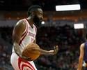 Harden comanda, e Rockets passam voando pelo lanterna Suns no Texas