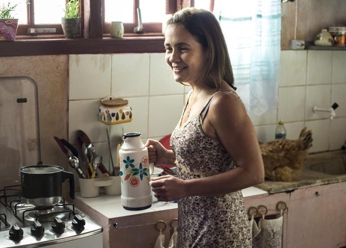 Adriana Esteves viveu uma mulher guerreira e capaz de tudo para proteger os filhos (Foto: Globo/Estevam Avellar)