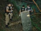 Corpo é encontrado com sinais de violência em Divinópolis