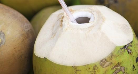 água  de coco (Getty Images)