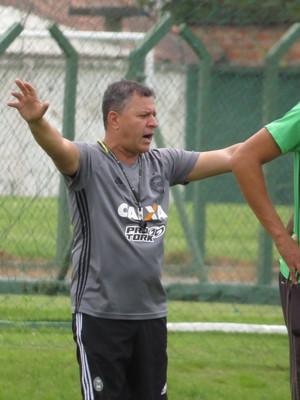 Pachequinho Coritiba (Foto: Fernando Freire)