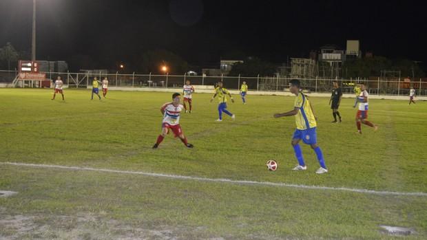 Campeonato Não Profissional, no Amapá (Foto: Wellington Costa/GE-AP)