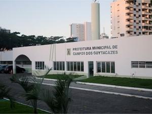 Prefeitura de Campos (Foto: Divulgação/Prefeitura de Campos)