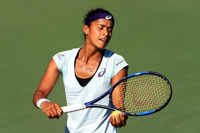 Teliana Pereira US Open 2016 (Foto: Michael Reaves / AFP)