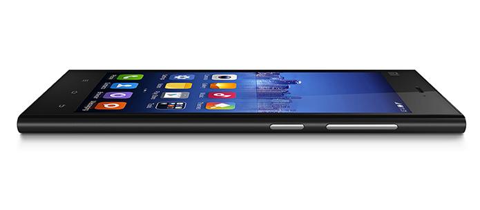 Mi 3, topo de linha da Xiaomi, poderá ser vendido no Brasil em breve (Foto: Divulgação/Xiaomi)