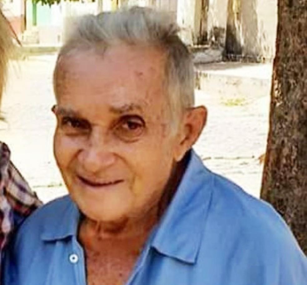 Francisco Carneiro do Nascimento tinha 79 anos (Foto: Arquivo Pessoal)