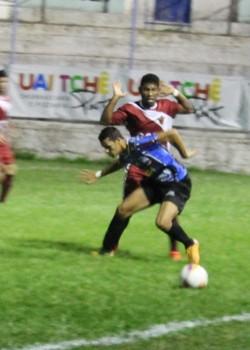 Resultado não beneficiou nenhuma das equipes (Foto: Valdivan Veloso/globoesporte.com)