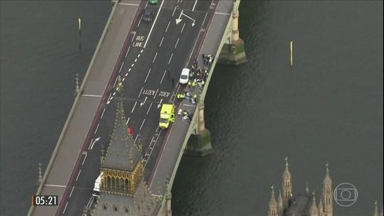 O que se sabe até agora sobre o atentado em Londres