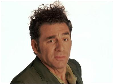 Michael Richards, o Kramer de 'Seinfeld' (Foto: Foto: Reprodução da internet)