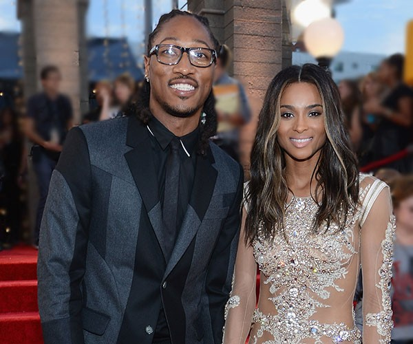 Future e Ciara (Foto: Getty Images)