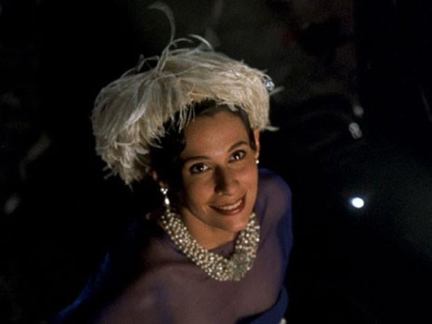 Andrea Beltrão em cena de 'Chatô, o rei do Brasil' (Foto: Divulgação)