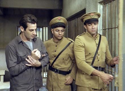 Araújo sai da prisão!