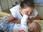 União descumpre liminar para tratar bebê nos EUA, diz advogada