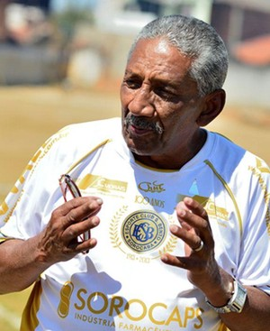Ex-jogador Oliver Roberto Bazani, conhecido como Bazaninho (Foto: Divulgação)