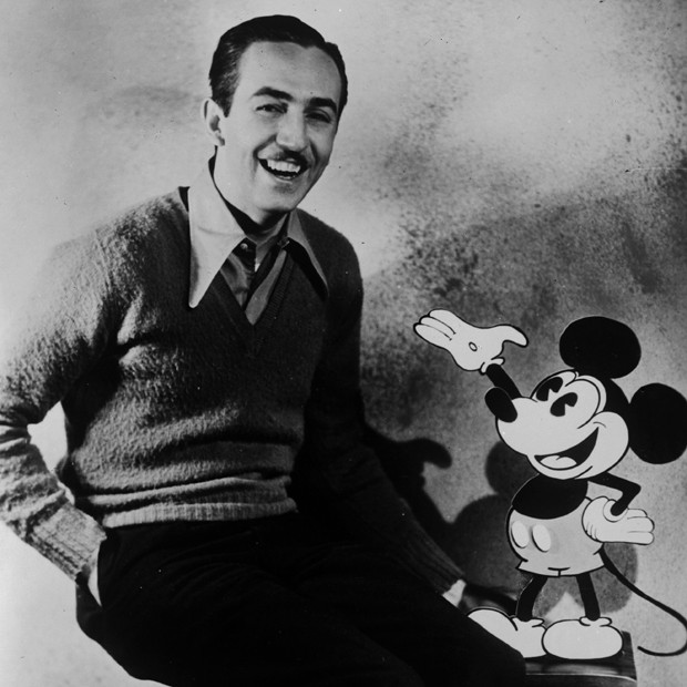 Disney com Mickey Mouse (Foto: Getty Images)