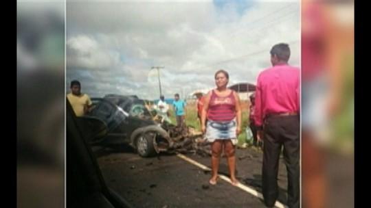 Uma pessoa morreu em acidente na BR-316, próximo de Castanhal