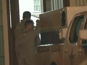IML identifica corpos encontrados em avião que caiu em Jacareacanga, PA (Foto: Reprodução/TV Globo)